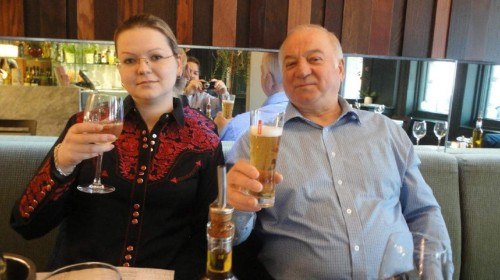 Guardian reports that UK asks Russia to extradite suspects in nerve agent attack