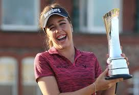 Georgia Hall wins Women's British Open