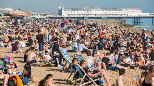 Met department says Heatwave to continue for few more days in UK