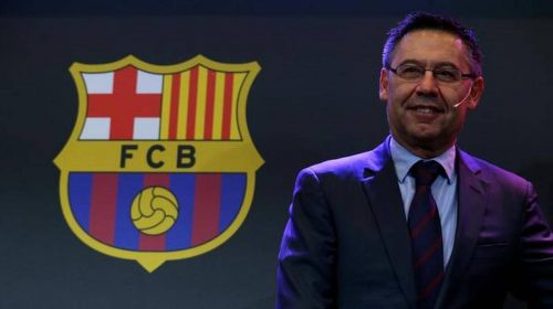 F.C. Barcelona President & Entire Board Quits on Eve of Vote to Oust Him
