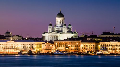 Finland ranked happiest country in the world once again in 2021