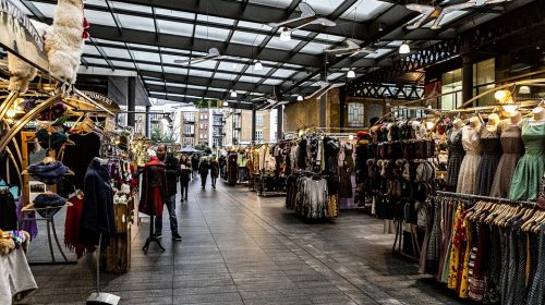 Business & Retail shops still 'unsure' as people return slowly for shopping