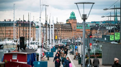 Sweden reports increase of COVID-19 spread in metro areas: AstraZeneca to be discontinued