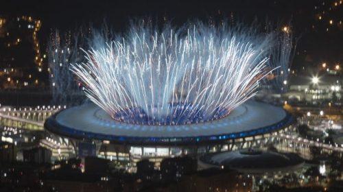 Emperor of Japan & IOC President inaugurate Olympics 2020 in Tokyo