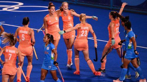 Netherlands Beat India 5-1 In Women's Hockey : Tokyo Olympics