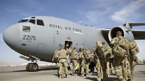 UK To Urge Extension Of Kabul Evacuations At G7 Talks