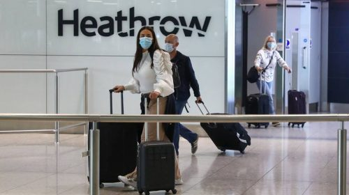 UK Government Warns Over-Charging Covid Travel Test Firms