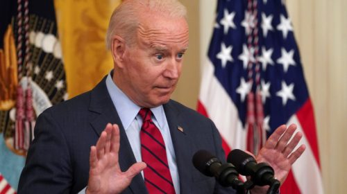 BIDEN DEFENDS 'MESSY' US PULL-OUT FROM AFGHANISTAN