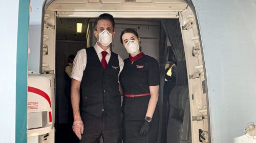 AIR CANADA WANTS EMPLOYEES, NEW HIRES TO BE VACCINATED AGAINST COVID-19