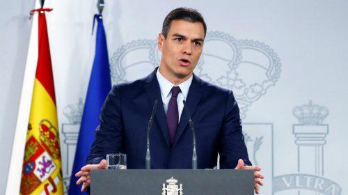 Spain's PM Sanchez pledges 206 million euros for volcano-hit La Palma